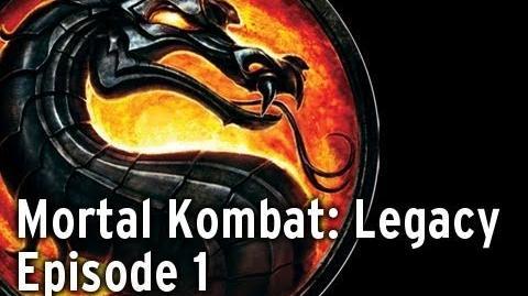 Mortal Kombat Legacy - Ep. 1 - Jax, Sonya and Kano (Part 1)