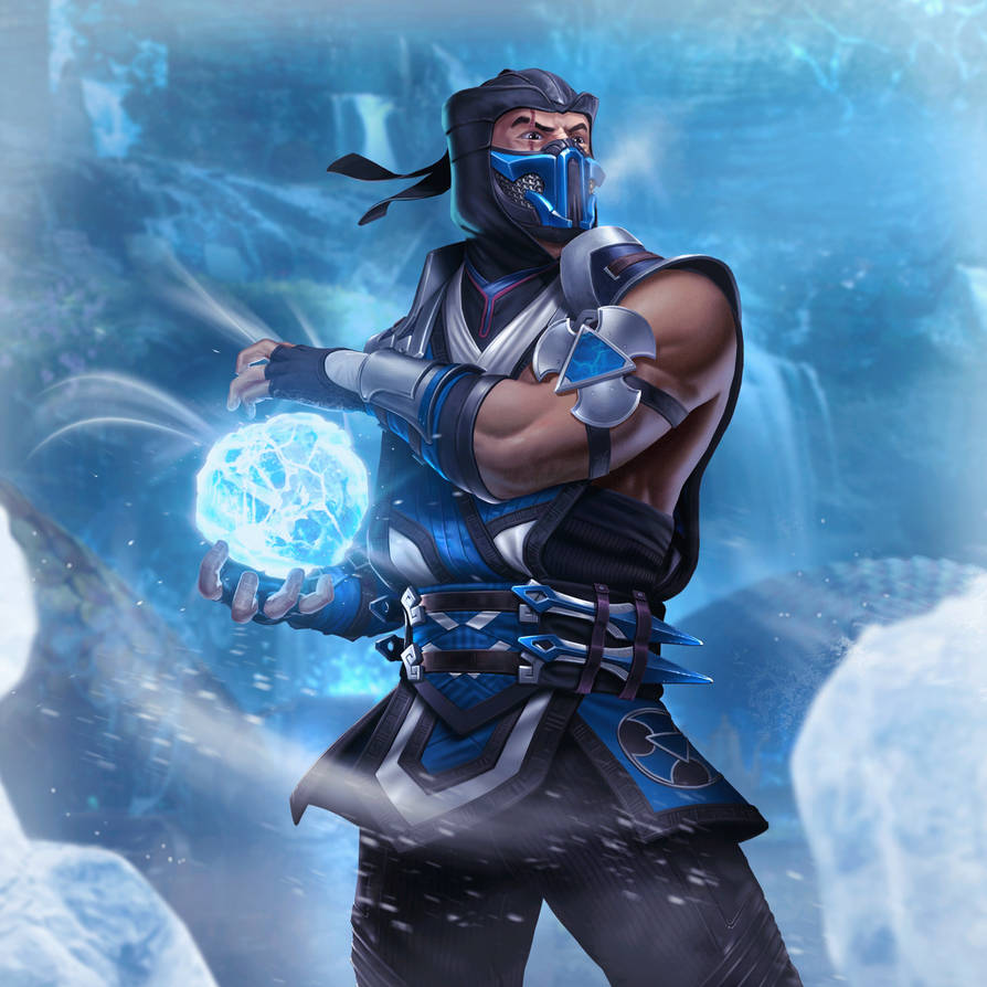 Sub-Zero (MK11) | Mortal Kombat Mobile Wiki | FANDOM powered
