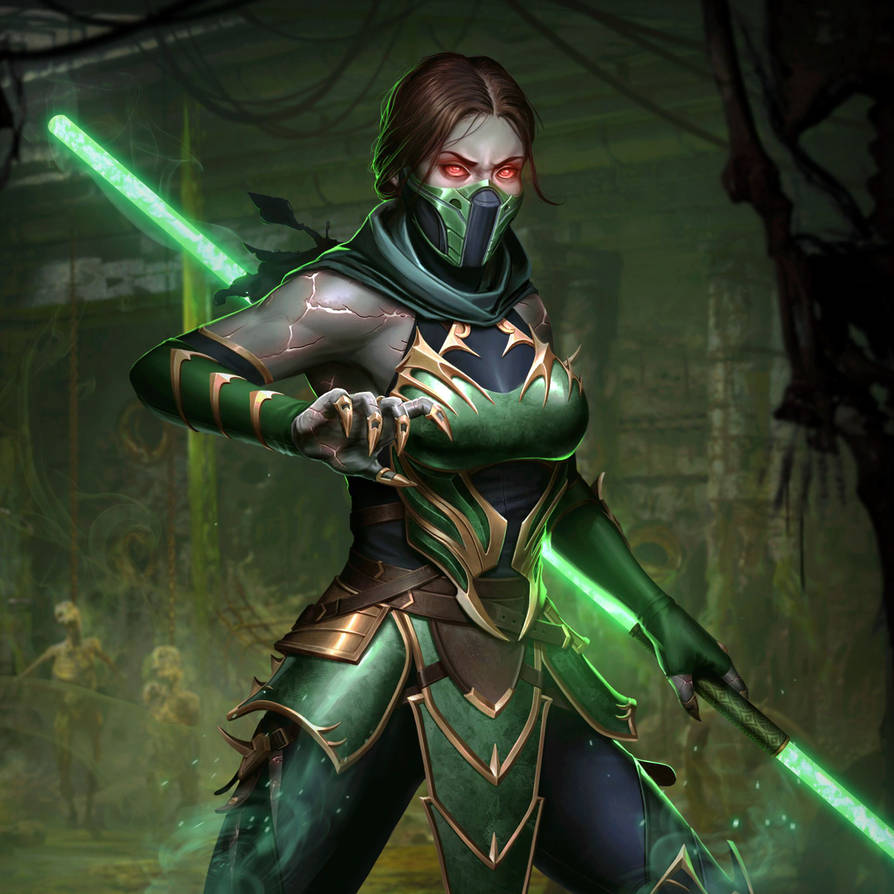 Jade Mk11 Mortal Kombat Mobile Wiki Fandom