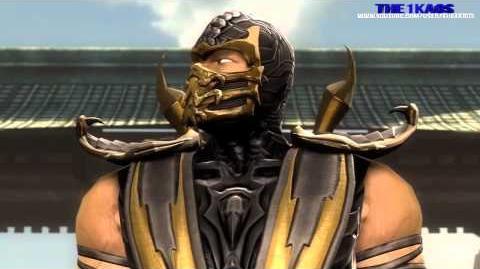 Mortal Kombat 9 Español - Walkthrough - 4