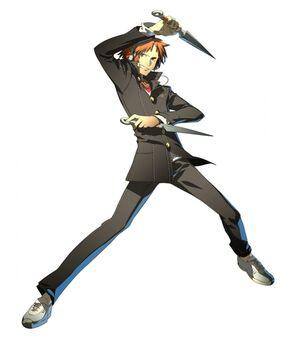 Persona 4 Yosuke