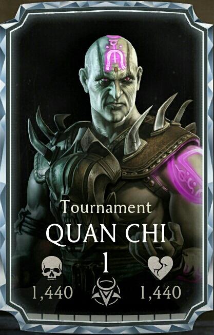 Quan Chi/Tournament (Diamond) | Mortal Kombat Mobile Wikia
