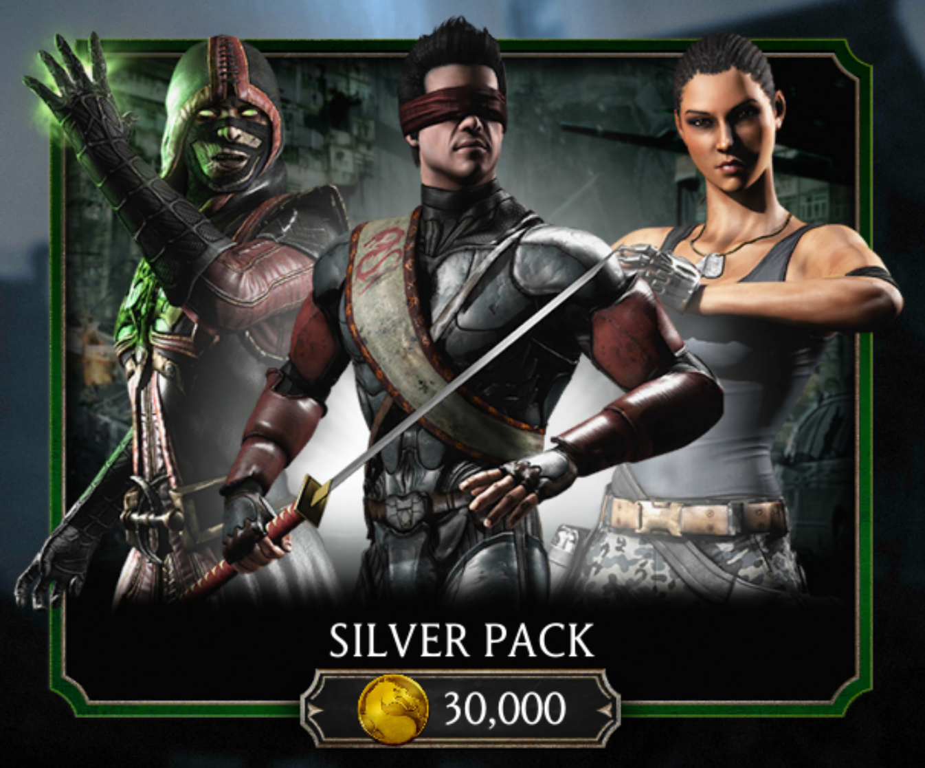 Silver Pack | Mortal Kombat Mobile Wikia | FANDOM powered by