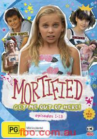 Mortified V1 DVD