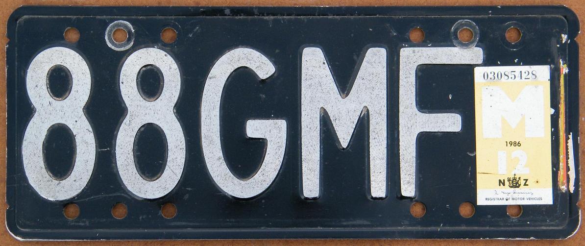Vehicle registration plates of the USJ | Mortypedia Wiki | FANDOM ...