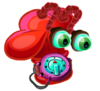 Red Timer Chef Hat