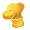 Yellow Chef Hat