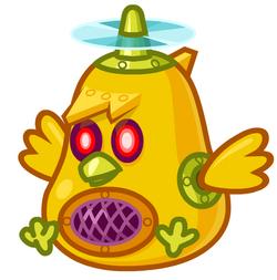 Robo Quack