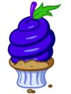 Swirlberry Muffin