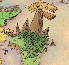 Plank Peak