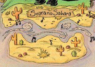 Soprano Sahara