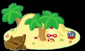Tiny Tiki Tropic