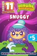 Snuggy Card