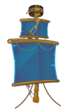 Gooey Galleon Mast