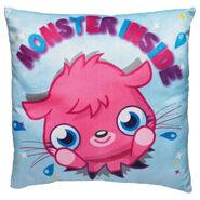 Poppet-cushion