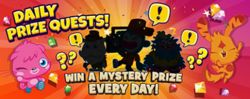 Daily Prize Quests
