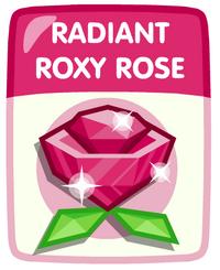 Radiant Roxy Rose