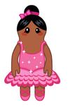 Cuddly Ballerina