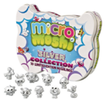 Micro Moshi Siver Collection