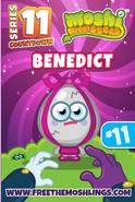 Benedict Card