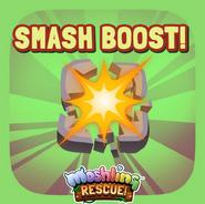 Smash Boost Ad