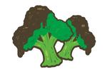 Chocolate Covered Broccoli