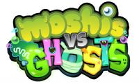 Moshis VS Ghost Logo