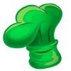 Green Chef Hat