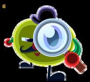 Scrumpy Detective Mission