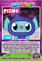 Collector card s11 pizmo
