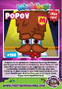 Collector card s11 popov