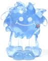 Flumpy figure frostbite blue