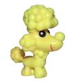 Fifi figure marble yellow