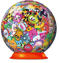 Moshlings Puzzleball