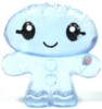 Hansel figure frostbite blue