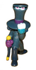 Candy Container Dr Strangeglove figure