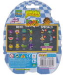 Vivid Food Factory collectables blister pack back