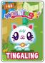 Collector card s2 tingaling