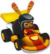 Moshi Karts helmet great 8
