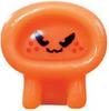 Ecto figure pumpkin orange