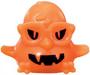 DJ Quack figure pumpkin orange