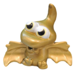 Gurgle figure gold