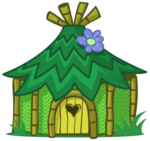 Beasties Jungle Hut