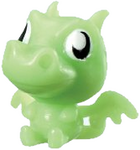 Burnie figure scream green