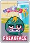 Collector card s2 freak face