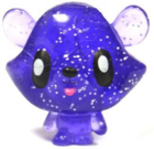 Jeepers figure glitter purple
