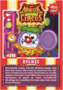 Collector card magnificent moshi circus holmes