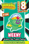 Countdown card s8 weeny