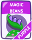 Purple Magic Beans