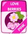 Pink Love Berries